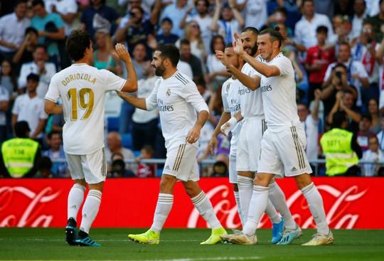 Giải mã hiện tượng, Real Madrid vững ngôi đầu La Liga - Ảnh 3.