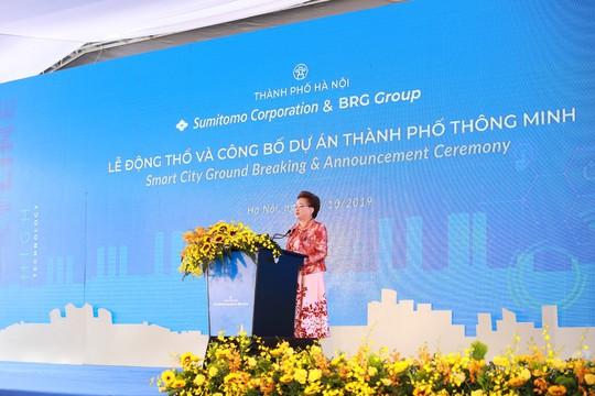 BRG và Sumitomo liên doanh xây dựng Thành phố thông minh tổng vốn gần 4,2 tỉ USD - Ảnh 3.