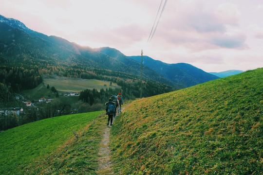 Nuông chiều bản thân ở thung lũng đẹp như tranh vẽ - Ảnh 3.