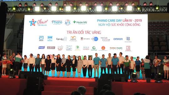 Ngày hội Chăm sóc sức khỏe cộng động lần IV thu hút hơn 10.000 người tham dự - Ảnh 1.
