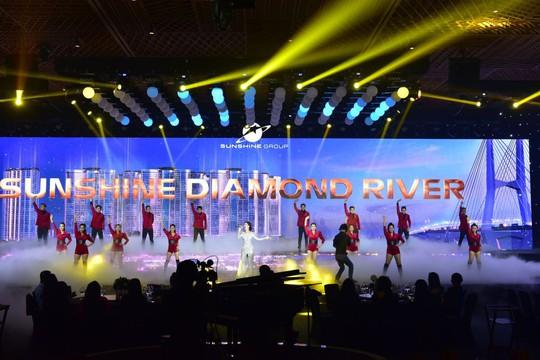 Mãn nhãn với lễ ra mắt đầy ấn tượng của Sunshine Diamond River - Ảnh 14.