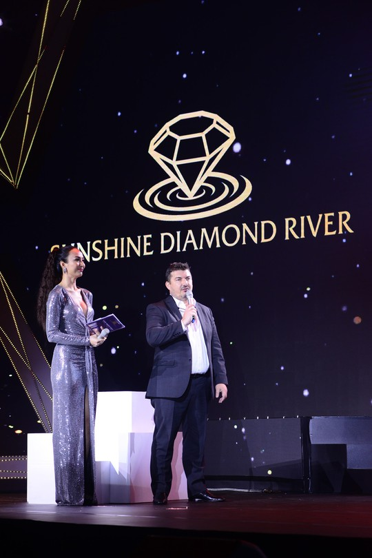 Mãn nhãn với lễ ra mắt đầy ấn tượng của Sunshine Diamond River - Ảnh 6.