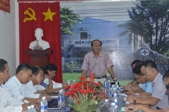 EVN SPC khảo sát tiến độ công trình điện lưới Kiên Bình - Phú Quốc - Ảnh 2.
