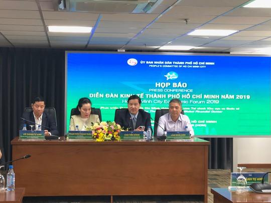 Hiến kế để TP HCM trở thành trung tâm tài chính - Ảnh 1.