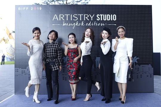 Artistry tiếp tục là nhà tài trợ kim cương Liên hoan phim quốc tế Busan 2019 - Ảnh 1.