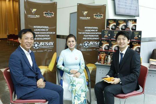 King Coffee đồng hành cùng điện ảnh Việt Nam tham gia Liên hoan phim Quốc tế Busan 2019 - Ảnh 2.