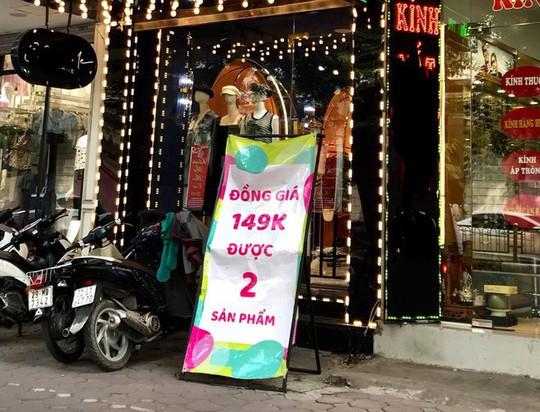 Sự thật về việc giảm giá đến 70% tại các cửa hàng thời trang - Ảnh 4.