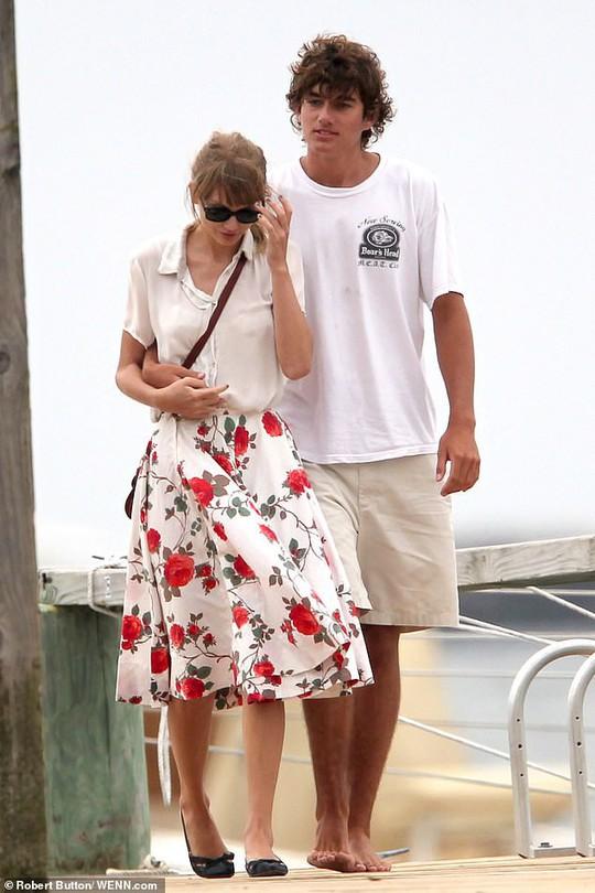 Bị dè bỉu, Taylor Swift trải lòng - Ảnh 3.