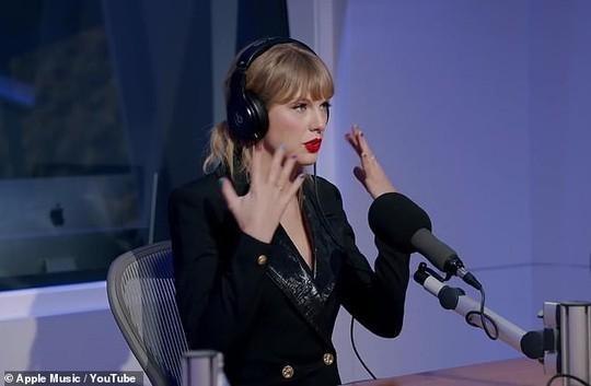 Bị dè bỉu, Taylor Swift trải lòng - Ảnh 1.