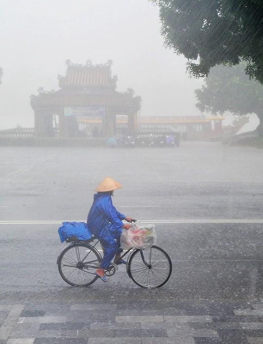 Khoảnh khắc mưa lãng mạn ở Huế - Ảnh 33.
