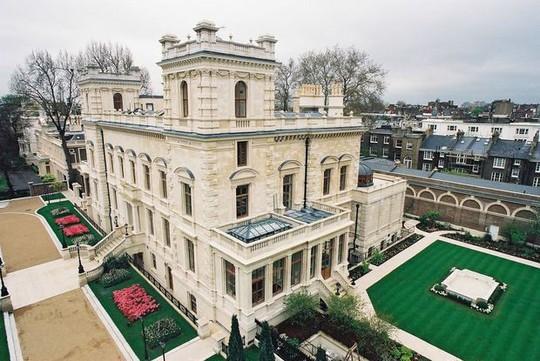 5 ngôi nhà đắt nhất thế giới của các tỷ phú - Ảnh 6.