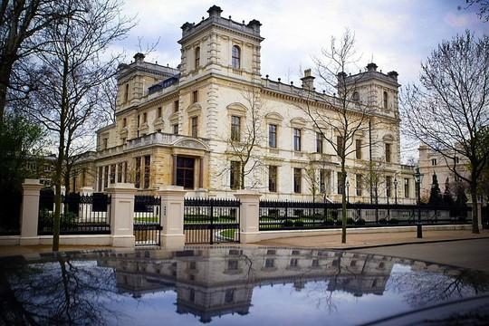 5 ngôi nhà đắt nhất thế giới của các tỷ phú - Ảnh 7.