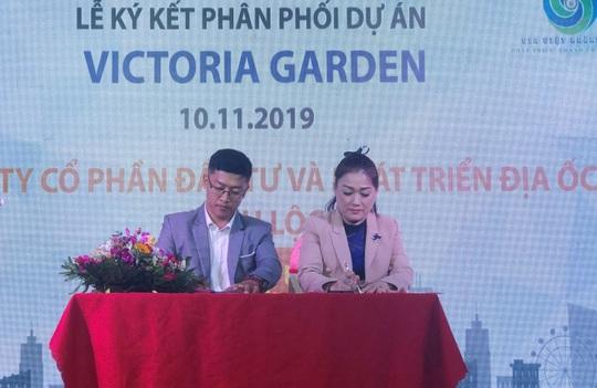 Dự án Victoria Garden- hướng đến công nghệ xanh - Ảnh 1.