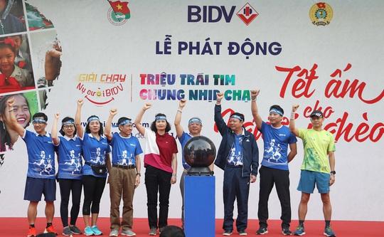 BIDV: Giải chạy online khởi động ấn tượng với hơn 16.000 người đăng ký tham gia - Ảnh 2.