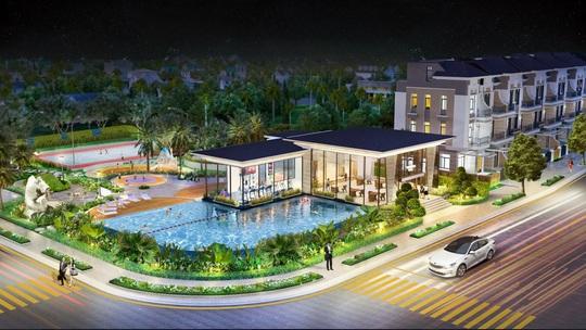 Khang Điền ghi dấu ấn phân khúc nhà liên kế và biệt thự với Verosa Park - Ảnh 3.