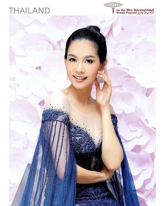 Nhan sắc rạng ngời của tân Hoa hậu Quốc tế - Ảnh 8.