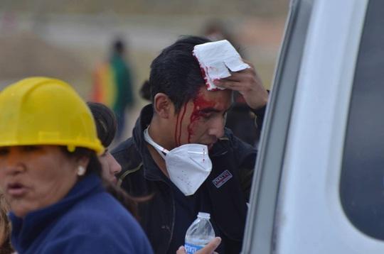 Lo cựu tổng thống Bolivia bị nguy hiểm tính mạng, Mexico cho phép tị nạn - Ảnh 7.