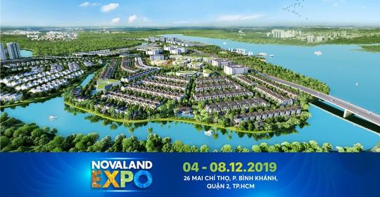 Lực hấp dẫn từ triển lãm BĐS Novaland Expo tháng 12 sắp tới - Ảnh 1.