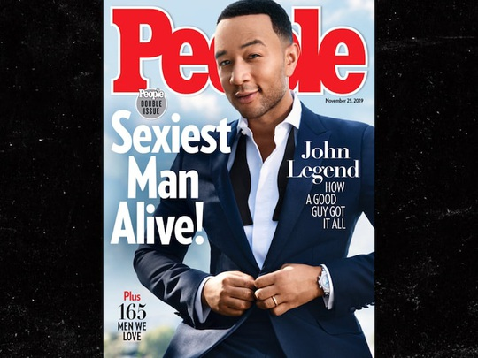 John Legend là mỹ nam đương đại gợi cảm nhất năm 2019 - Ảnh 3.