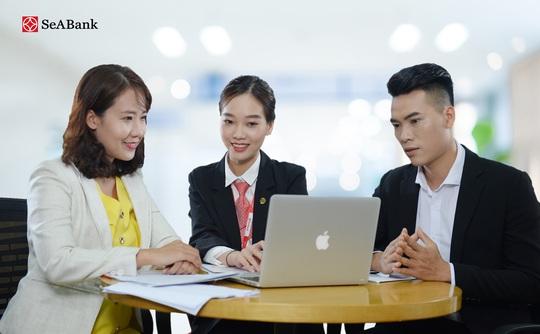 Ngân hàng điện tử - trợ thủ đắc lực cho doanh nghiệp - Ảnh 1.