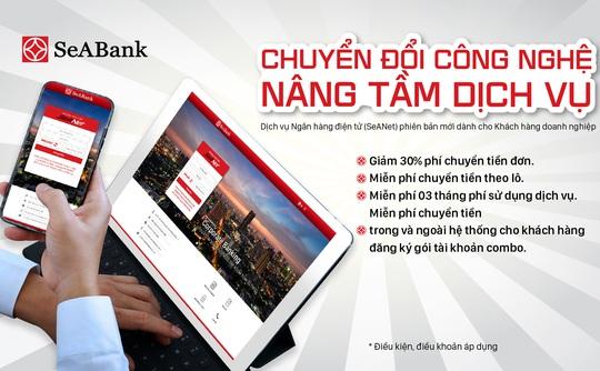 Ngân hàng điện tử - trợ thủ đắc lực cho doanh nghiệp - Ảnh 2.