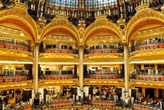 Mách bạn những nơi chụp ảnh đẹp nhất khi thăm thú Paris - Ảnh 4.