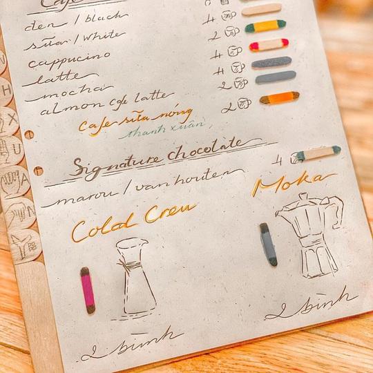 Những quán cà phê phong cách Đà Lạt ở Sài thành - Ảnh 12.