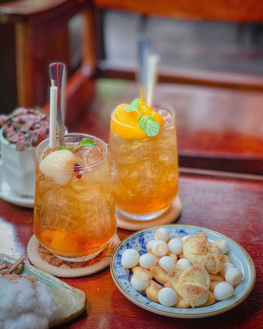 Những quán cà phê phong cách Đà Lạt ở Sài thành - Ảnh 18.
