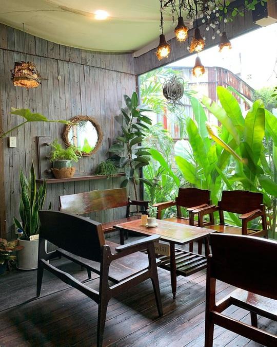 Những quán cà phê phong cách Đà Lạt ở Sài thành - Ảnh 19.