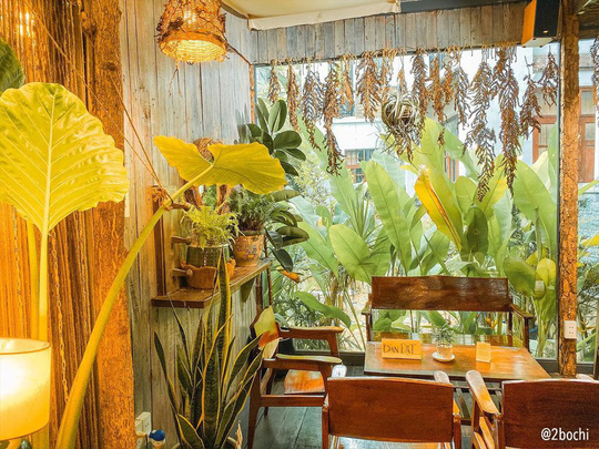 Những quán cà phê phong cách Đà Lạt ở Sài thành - Ảnh 20.