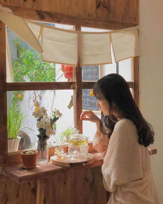 Những quán cà phê phong cách Đà Lạt ở Sài thành - Ảnh 3.