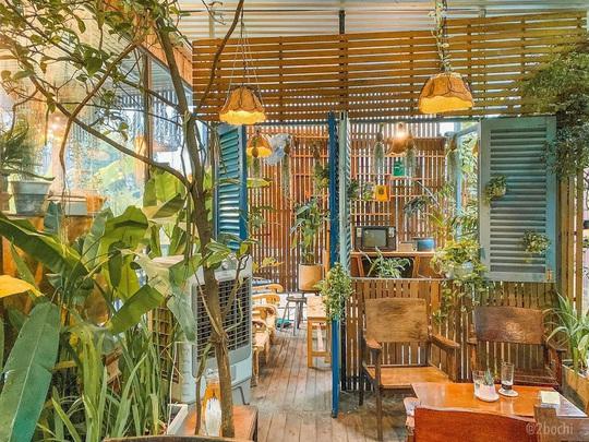 Những quán cà phê phong cách Đà Lạt ở Sài thành - Ảnh 21.