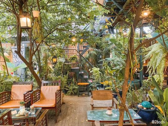 Những quán cà phê phong cách Đà Lạt ở Sài thành - Ảnh 22.