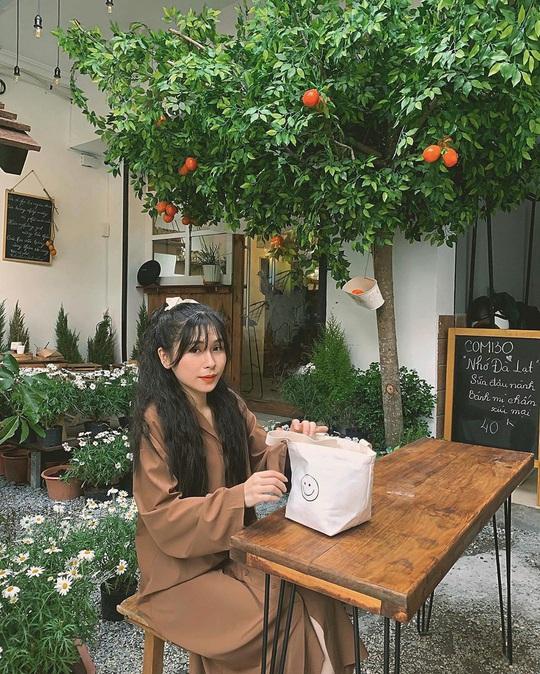 Những quán cà phê phong cách Đà Lạt ở Sài thành - Ảnh 5.