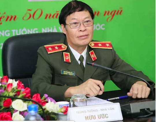 Trung tướng Hữu Ước tổ chức đêm 3 trong 1 thơ - nhạc - họa - Ảnh 1.