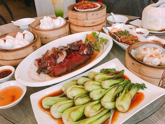 6 nhà hàng món Hoa nổi tiếng ở trung tâm TP HCM - Ảnh 13.