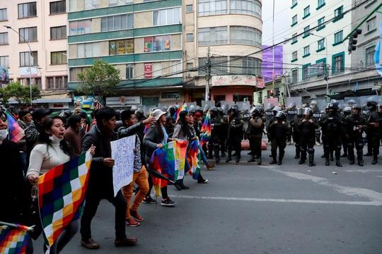 Bolivia sắp thoát khỏi khủng hoảng chính trị - Ảnh 1.