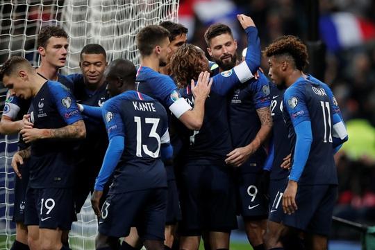 Bàn thắng ma đưa nhà vô địch World Cup đến Euro - Ảnh 5.