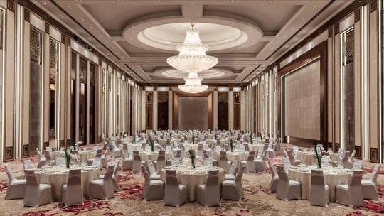 Sheraton Grand Đà Nẵng - Điểm đến cho sự kiện xa hoa của giới siêu giàu thế giới - Ảnh 3.