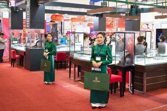 Lộc Phúc Fine Jewelry ưu đãi 30% tại VIJF 2019 - Ảnh 1.