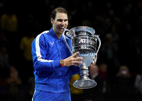 Nadal nối bước Djokovic, bị loại sớm khỏi ATP Finals 2019 - Ảnh 5.