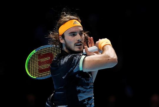 Thất bại trước tay vợt trẻ, Federer dừng bước ở ATP Finals - Ảnh 3.