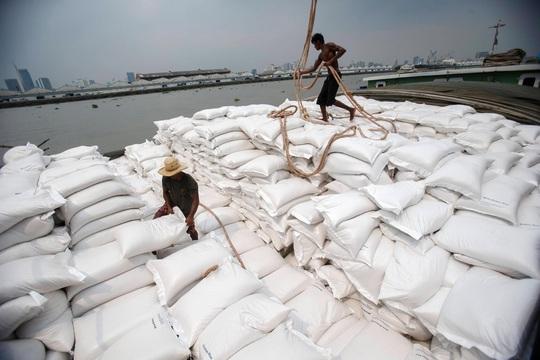 Gạo Thái Lan suy giảm vị thế - Ảnh 1.