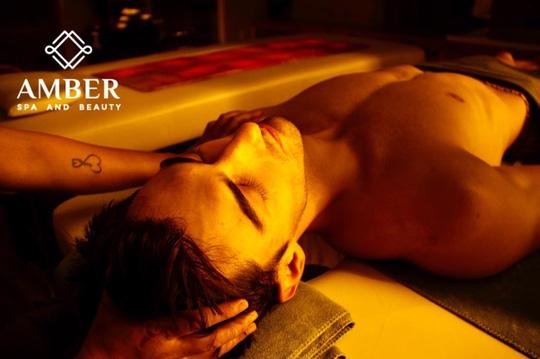 Amber Spa & Beauty - Chạm đến vẻ đẹp tự nhiên - Ảnh 1.