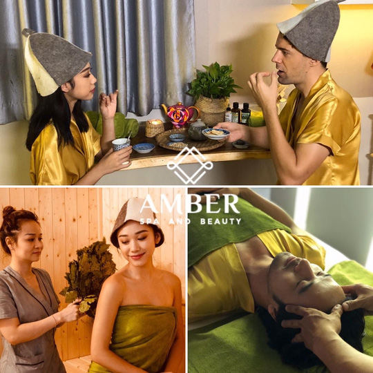 Amber Spa & Beauty - Chạm đến vẻ đẹp tự nhiên - Ảnh 2.