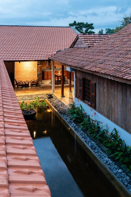 Ngôi nhà truyền thống Nam Bộ đẹp mê mẩn trên báo Tây - Ảnh 10.