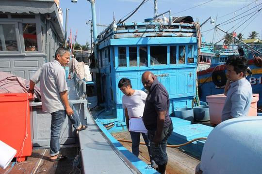 Xuất khẩu tàu cá, ngư dân - Ảnh 1.