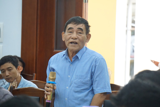 Đà Nẵng: Chuyển hồ sơ cho công an điều tra 2 dự án ở Sơn Trà - Ảnh 1.