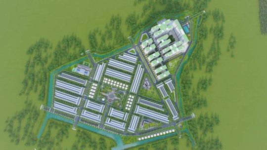 Công bố dự án Qi Island - Ảnh 1.