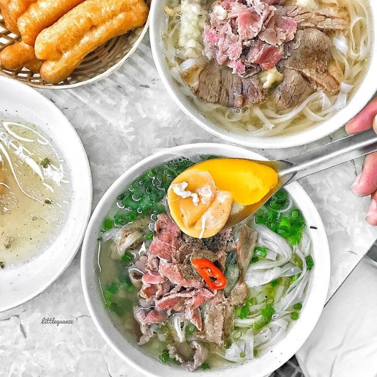 Gợi ý lịch trình ăn uống một ngày ở phố cổ Hà Nội - Ảnh 1.